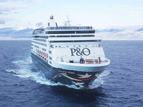 Pacific Eden Cruises 2018 2019 101 Day Twin