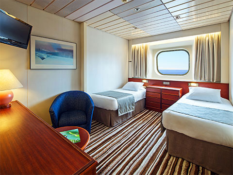 Pacific pearl cruises 2018 2019 pacific pearl specials for P o cruise bedrooms