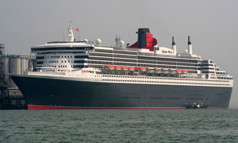 Queen Mary 2 Cruises 2018 2019 2020 135 Day Twin