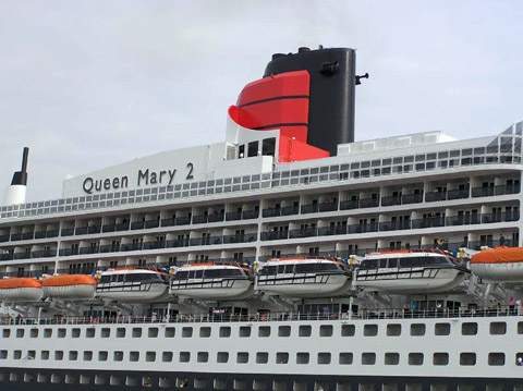 Queen Mary Cruises Day Twin - Princess mary cruise ship
