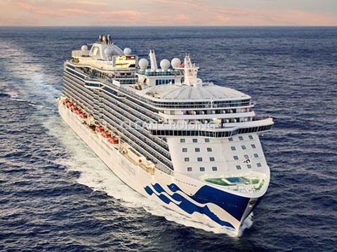 Regal Princess Cruises 2018 2019 2020 138 Day Twin