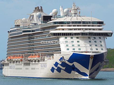 Regal Princess Cruises 2018 2019 2020 138 Day Twin