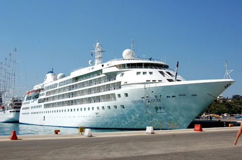 Silver Shadow Cruises Day Twin - Silver shadow cruise ship itinerary