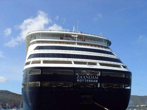 Zaandam Cruises Day Twin - Zaandam ship