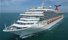 Carnival Glory cruises - click to enlarge