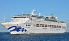 Sun Princess cruises - click to enlarge