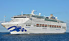 Sun Princess cruises - click to enlarge
