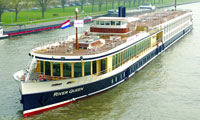 River Queen cruises