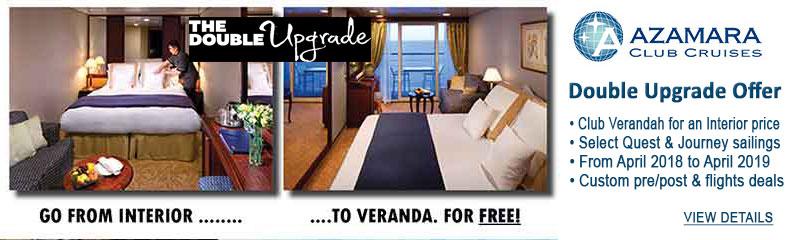 Azamara Cruises Sale