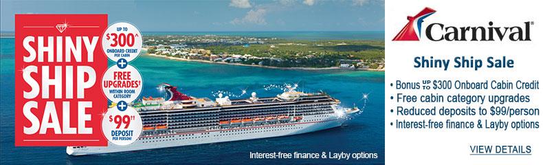 Carnival Cruises Sale