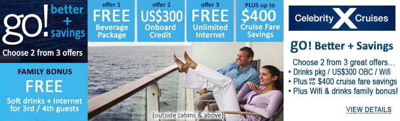 Celebrity Cruises Sale