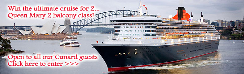 Cunard Competition