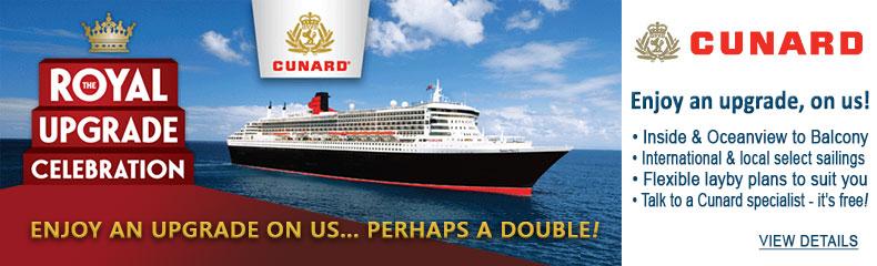 Cunard Line Sale