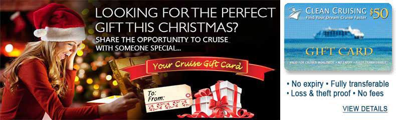 Unique Cruise Gift Cards