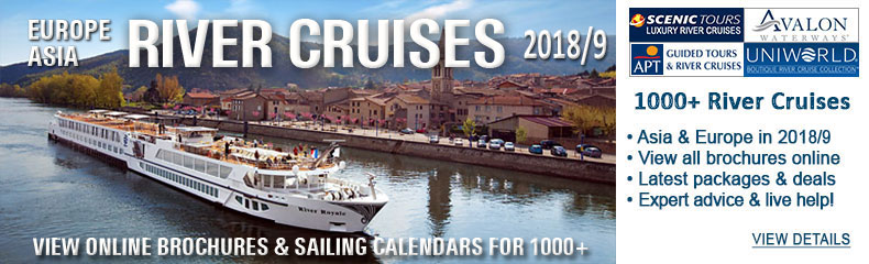 River Cruises on Sale