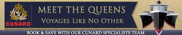 The Cunard Queens