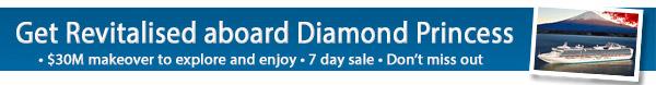 Diamond Princess on Sale