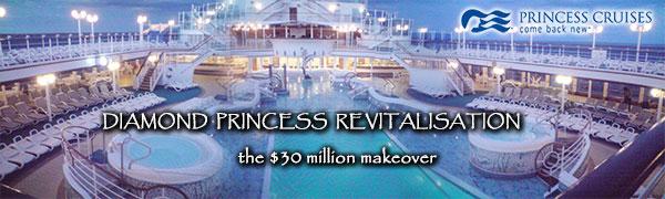 Diamond Princess Revitalisation