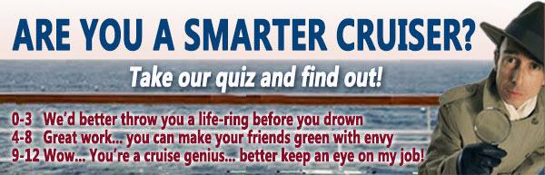 Clean Cruising Quiz Time