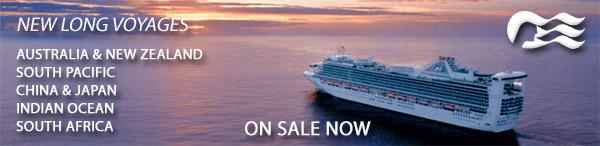 Princess Cruises - New Ports