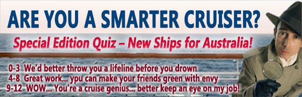 Clean Cruising Quiz