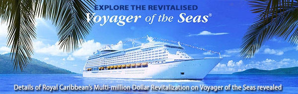Voyager of the Seas Revitalisation