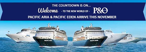 Pacific Aria & Pacific Eden