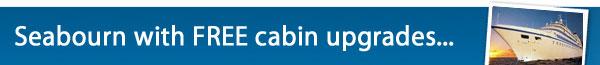 Seabourn Cabin Upgrades