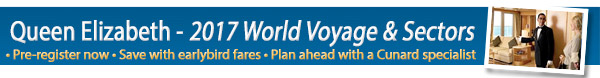 Queen Elizabeth World Voyage