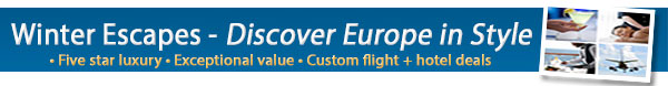 Discover Europe in Style!