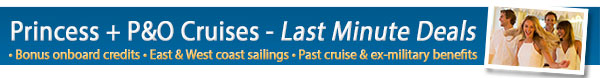 Clean Cruising Last Minute Offers