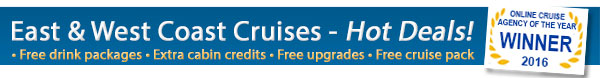 Clean Cruising Last Minute Offers!