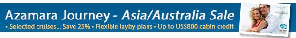 Azamara Flash Sale