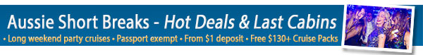 Top Local & Short Cruise Offers