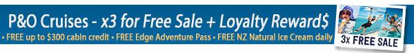 P&O Cruises Sale!