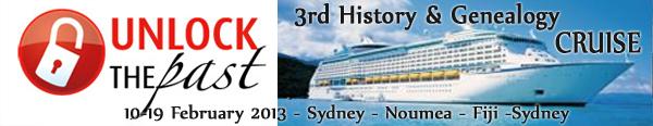 Unlock the Past - 3rd History & Genealogy Cruise