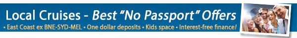 Close to Home - No passport needed