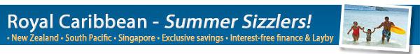 Royal Caribbean HOT Summer Deals