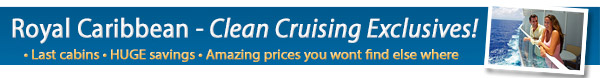 Royal Caribbean - One BIG Sale