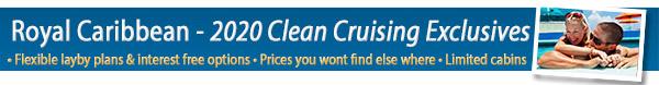 Clean Cruising Exclusives - Celebrity Cruises