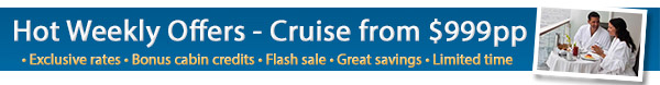 Clean Cruising Hot Weekly Deals