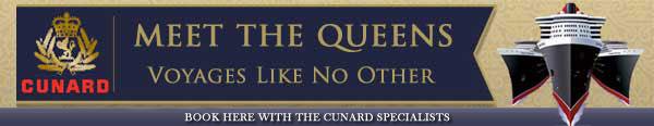 Meet Queen Victoria & Queen Mary 2