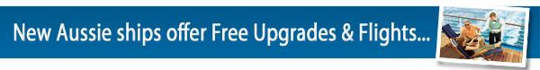FREE Flights & Upgrades