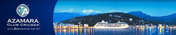 Azamara Club Cruise Ships