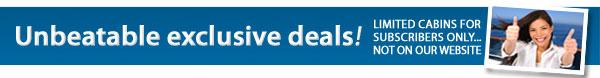 Newsletter Unbeatable Deals
