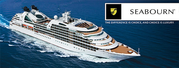 Experience the Seabourn difference