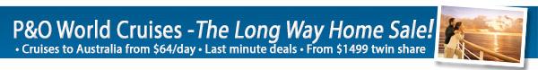 Take the Long Way Home Sale