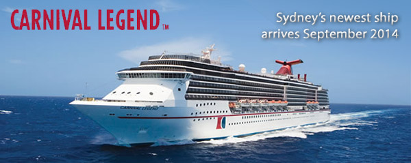 Welcome Carnival Legend