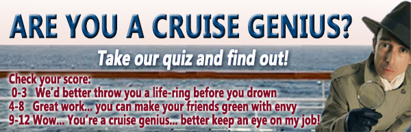 Are you a Cruise Quiz Whiz?