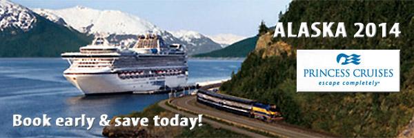 Experience Alaska with Princess Cruises